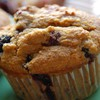 Blueberry muffin HD wallpaper