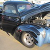 1940 willys with a corvette engine HD wallpaper