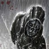 Rain dishonored corvo attano HD wallpaper