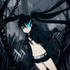 Black rock shooter anime girls HD wallpaper