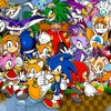 Hedgehog video games friends game characters team HD wallpaper