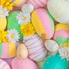 Easter background HD wallpaper