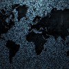 Map simple background pixel ambient light smooth HD wallpaper