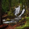 Falls national oregon southern creek HD wallpaper