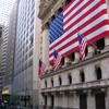 American flag new york city stock exchange usa HD wallpaper