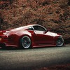 Nissan 350z cars red tuning HD wallpaper