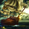 Fantastic sailing HD wallpaper