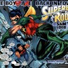 Dc comics robin superboy superheroes HD wallpaper