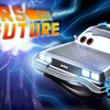 Cars future back to the widescreen HD wallpaper