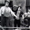 Charlie chaplin monochrome HD wallpaper