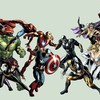 Hawkeye cyclops avengers vs x-men storm (comics HD wallpaper
