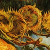 Vincent van gogh artwork paintings sunflowers HD wallpaper