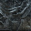 Alduin dovahkiin the elder scrolls v skyrim basrelief HD wallpaper