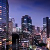 Cities cityscapes skyscrapers urban HD wallpaper