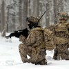 Soldiers snow military HD wallpaper