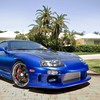 Toyota automobiles supra voitures MKIV  HD wallpaper