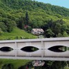 Belle pont dans la nature  HD wallpaper
