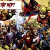 Avengers Marvel comics super-héros  HD wallpaper