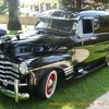 Classic chevy panel truck HD wallpaper