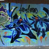 Graffiti spray street art HD wallpaper