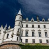 Dunrobin castle southerland scotland HD wallpaper