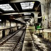 Pamesti metro stotis HDR  HD wallpaper