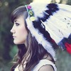 Marta head dress native americans culture aragonés HD wallpaper