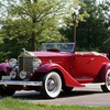 Coupe eight roadster packard HD wallpaper