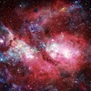 Outer space stars dark HD wallpaper
