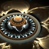 Abstract fractals digital art fractal HD wallpaper