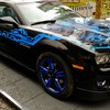 Chevrolet camaro muscle cars HD wallpaper