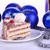 gâteau de Noël  HD wallpaper