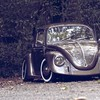 Volkswagen beetle cars HD wallpaper