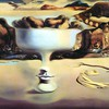 On beach salvador dalí abstract artwork paintings HD wallpaper