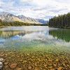 Alberta banff national park landscapes HD wallpaper