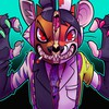 Lapfox trax furry HD wallpaper