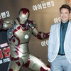 Iron man armor robert downey jr 3 HD wallpaper