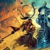 Nozdormu warcraft artwork battles dragons HD wallpaper