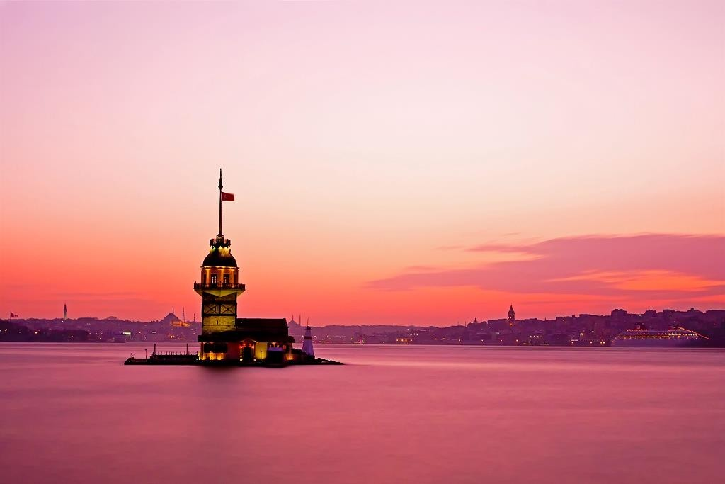 Nature cityscapes istanbul wallpaper | AllWallpaper.in ...