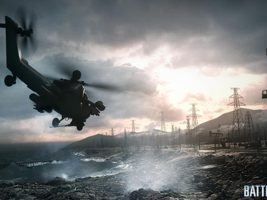 Download Wallpaper 1280x1280 Battlefield 4 Game Ea: Battlefield Dice Ea Games 4 Wallpaper
