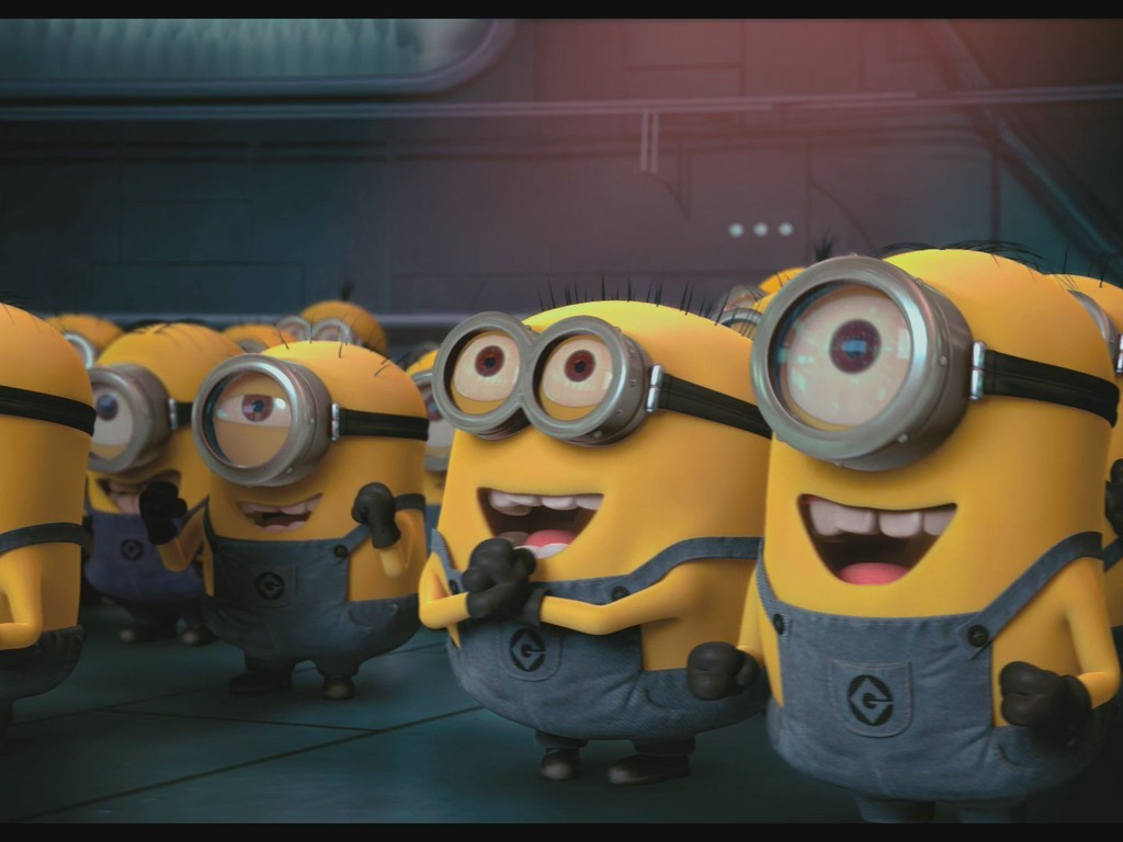 Minions Ipad Wallpaper - wallpaper hd