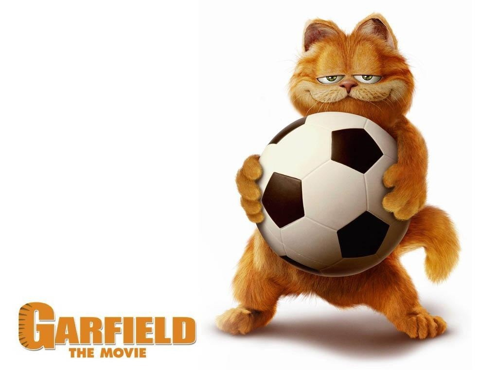 Animation Garfield Wallpaper
