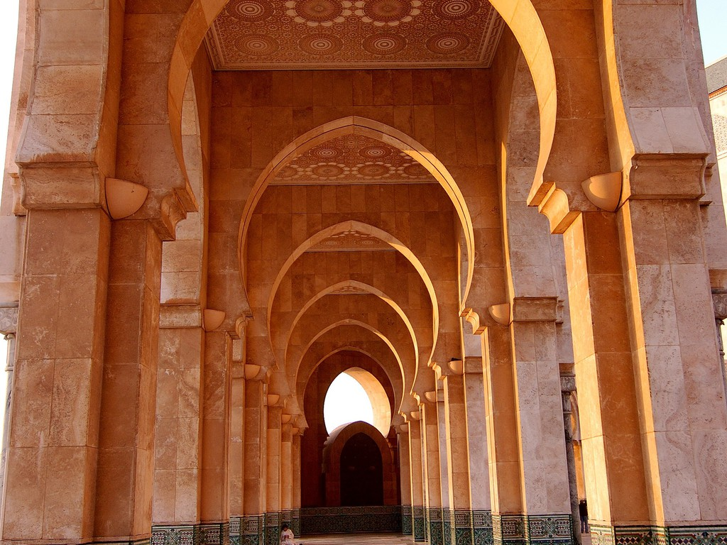 Middle east architecture wallpaper - 247.5KB