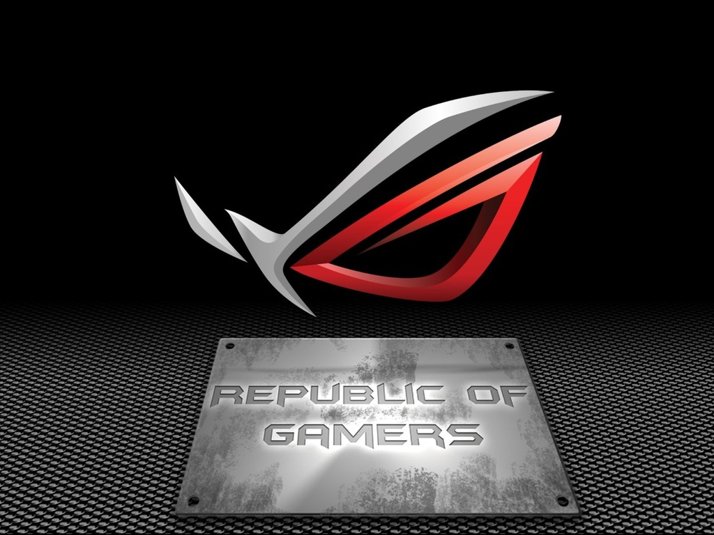 Asus de la republic of gamers papier peint allwallpaper - Asus x series wallpaper hd ...