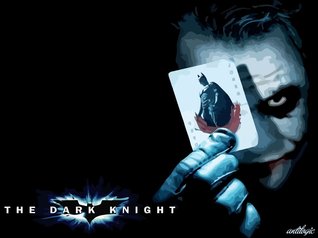 Batman den Joker dark knight wallpaper | AllWallpaper.in