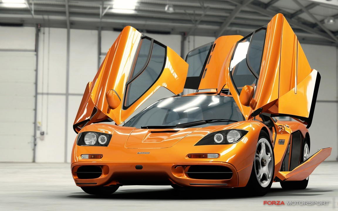 Cars Xbox 360: 4 Mclaren F1 Xbox 360 Cars Vehicles Wallpaper