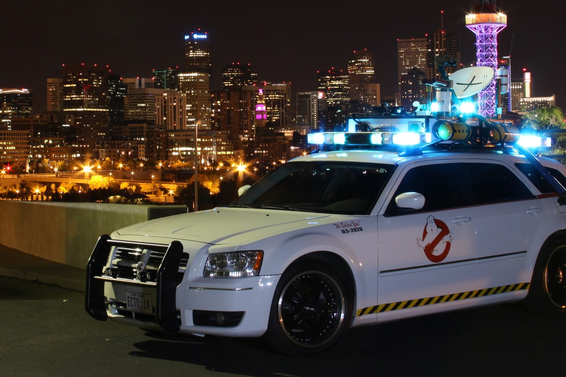 Ghostbusters Automobiles Cars Speed Transportation