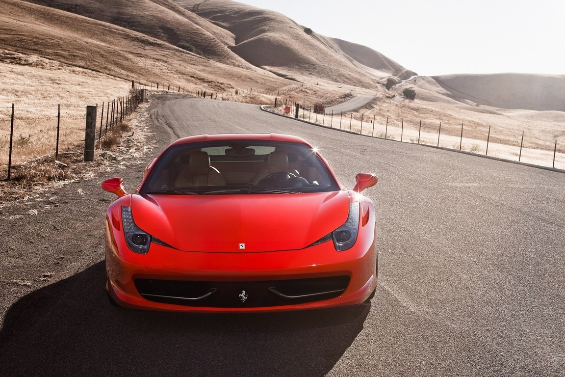 458 red cars-#16