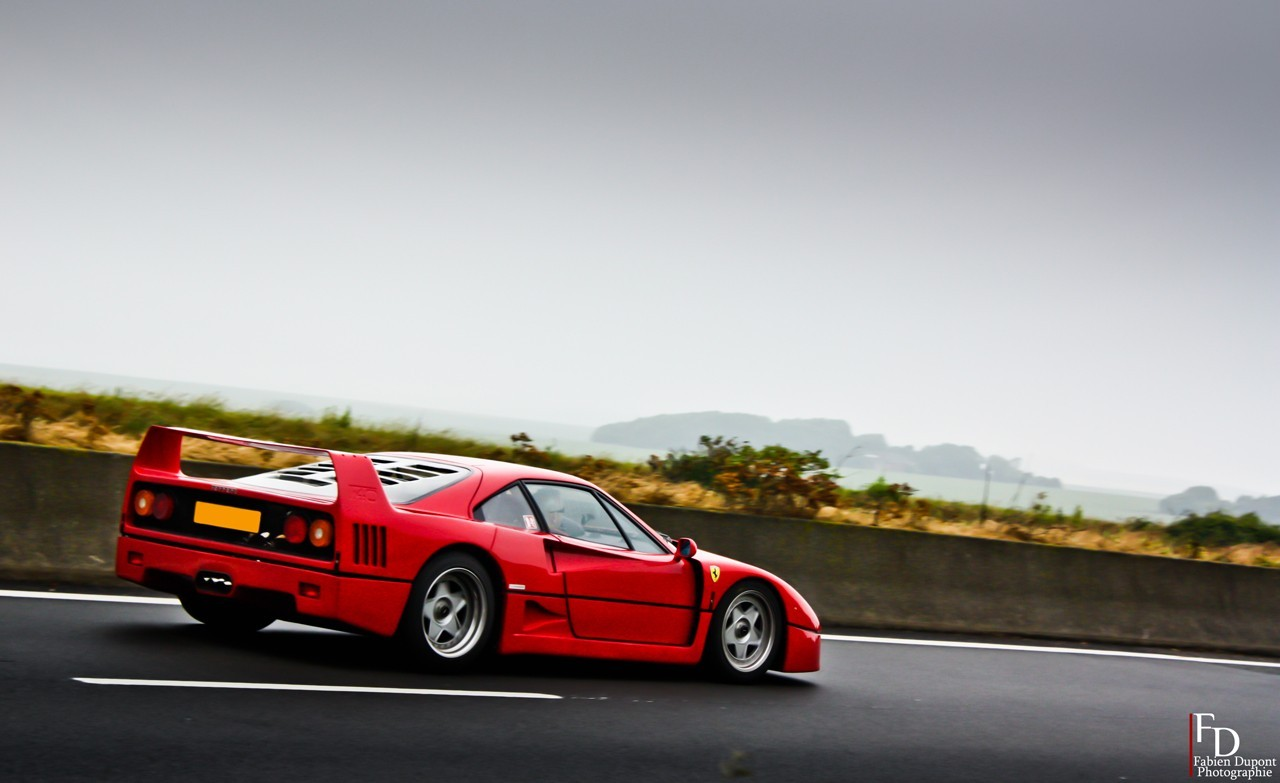Ferrari F40 Iphone Wallpaper Save Our Oceans
