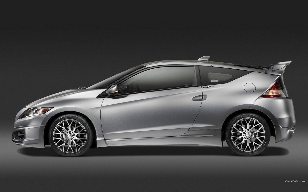 Honda crz mugen cars side view wallpaper 10229 pc en - Car side view wallpaper ...